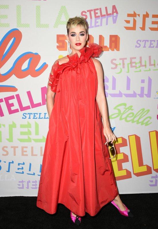 Katy Perry - Stella McCartney's Autumn - 19/01/2018