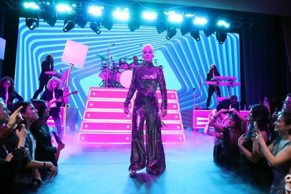 Katy Perry - Oscars Gala Party 04/03/2018