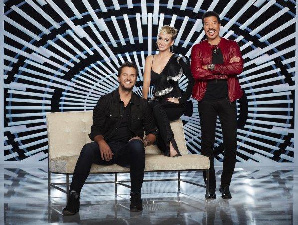 Katy Perry - AMERICA IDOL 10/03/2018