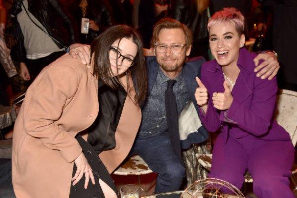 Katy Perry - WestworldHBO Season 2 LA Premiere - Los Angeles 16/04/2018