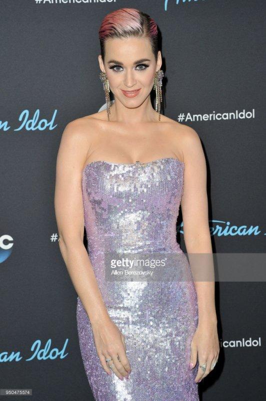 Katy Perry - AMERICA IDOL - ABC 23/04/2018