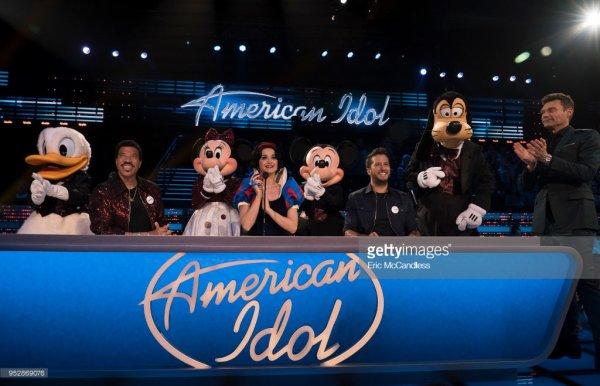 Katy Perry - American Idol Disney Night - ABC 29/04/2018