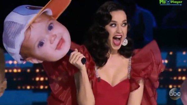 Katy Perry - American Idol - ABC 06/05/2018