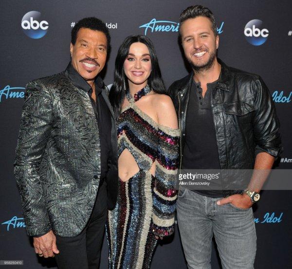 Katy Perry - American Idol - ABC 13/05/2018