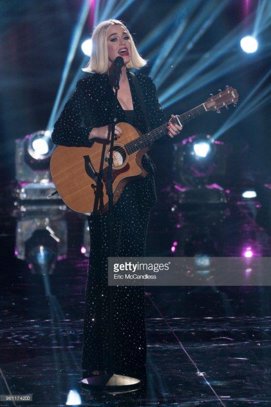 Katy Perry - American Idol - ABC 21/05/2018