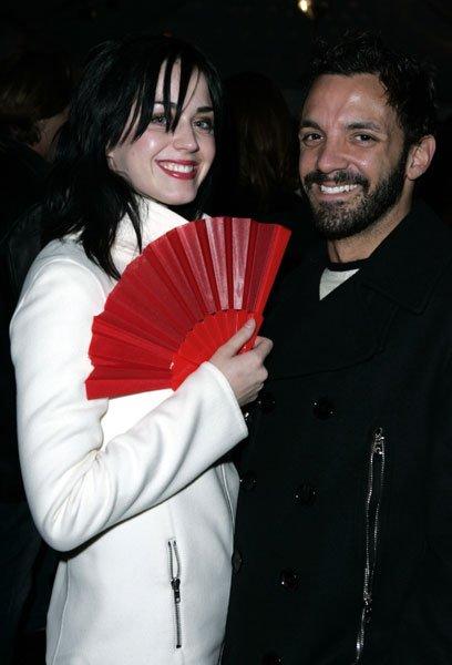 Katy Perry - DKNY JEANS PRESENTS 'MICK ROCK LIVE IN LA' EXHIBIT 24/03/2005