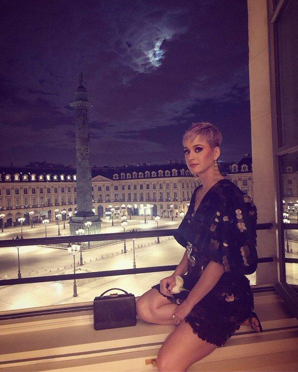 Katy Perry - PARIS 02/06/2018