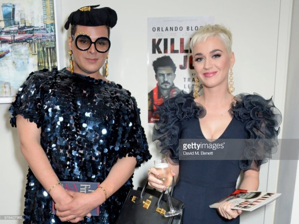 Katy Perry - The West End Production Of 'Killer Joe' 16/06/2018
