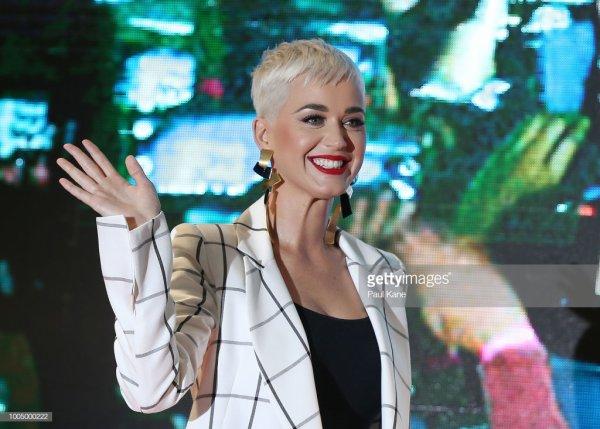 Katy Perry - Westfield Carousel à Perth en Australie 25/07/2018.