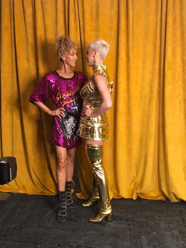 Katy Perry - Celine Dion -Witness The Tour en Australie 05/08/2018