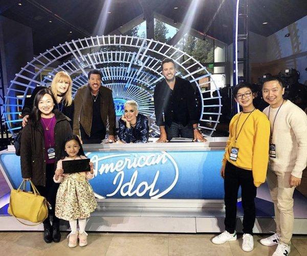 Katy Perry - American Idol Saison 2 - 15/10/2018