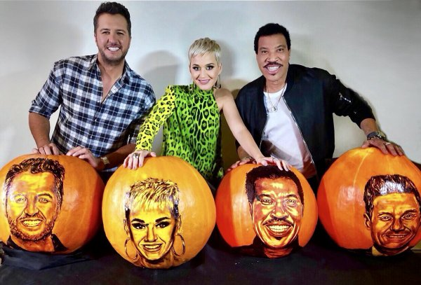 Katy Perry - American Idol 23/10/2018