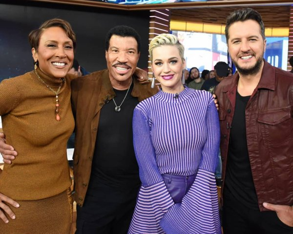 Katy Perry - Good Morning America 27/02/2019