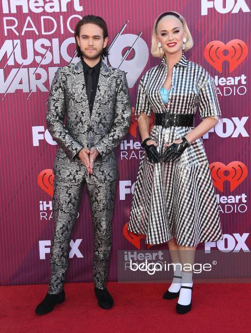 Katy Perry - The 2019 iHeartRadio Music Awards 14/03/2019