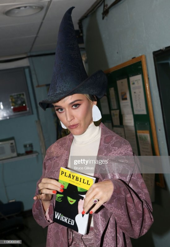 Katy Perry - Celebrity Sightings in New York City - 10/04/2019