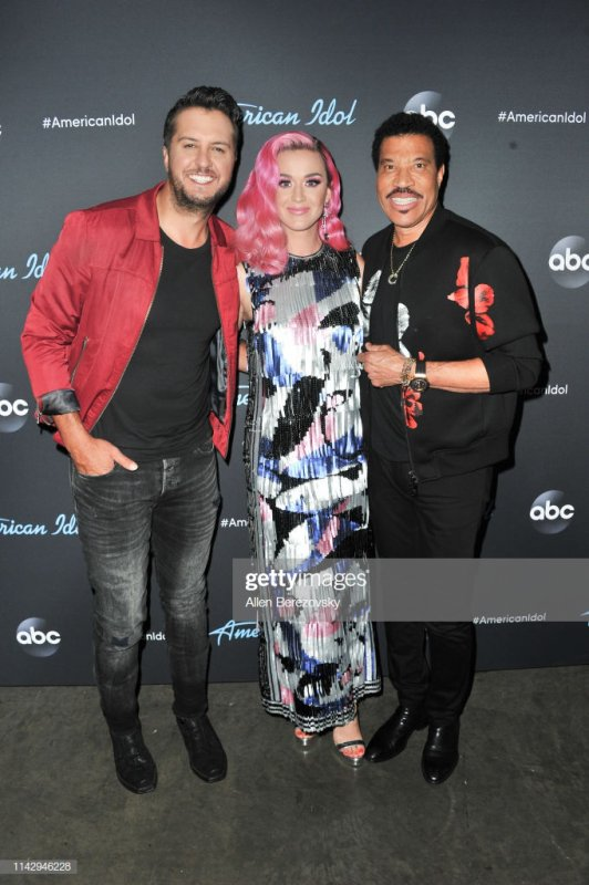 Katy Perry - ABC's 'American Idol' - 15/04/2019