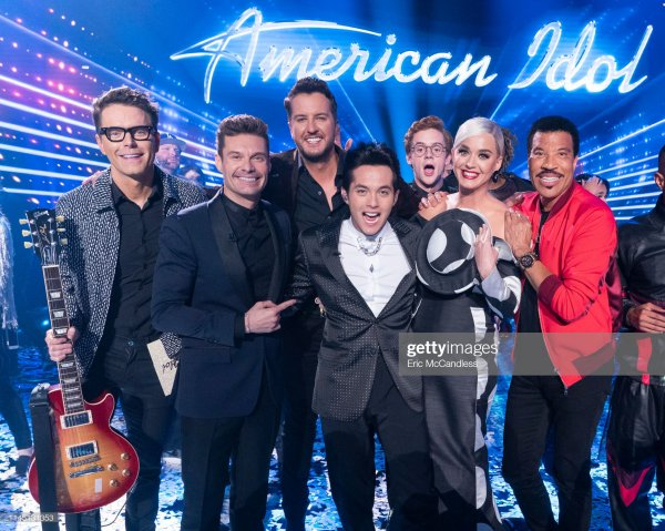 "Katy Perry - AMERICAN IDOL - ""218 (Season Finale)"" 19/05/2019"
