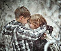 Une larme, une simple larme, signifie tellement de chose.