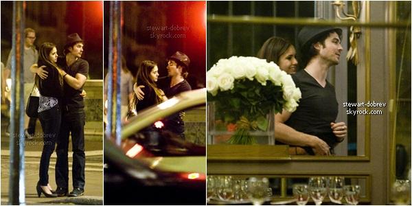 (230)25/05/2012• Robsten arrivant à l'after party de Cosmopolis mains dans la mains cette fois, puis le quittant