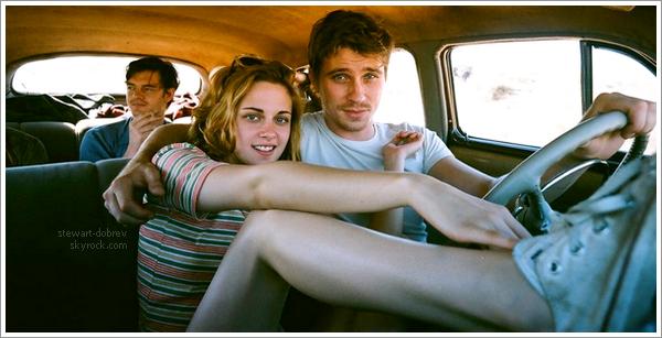 (265)02/07/2012 Interview de Kristen dans Istoe Gente (magazine brésilien)