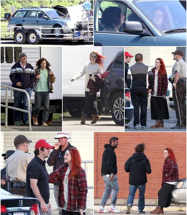 (636)15/04/2014 .15 AVRIL. › Kristen et Jesse Eisenberg notamment étaient sur le tournage d'American Ultra à la Nouvelle-Orléans.