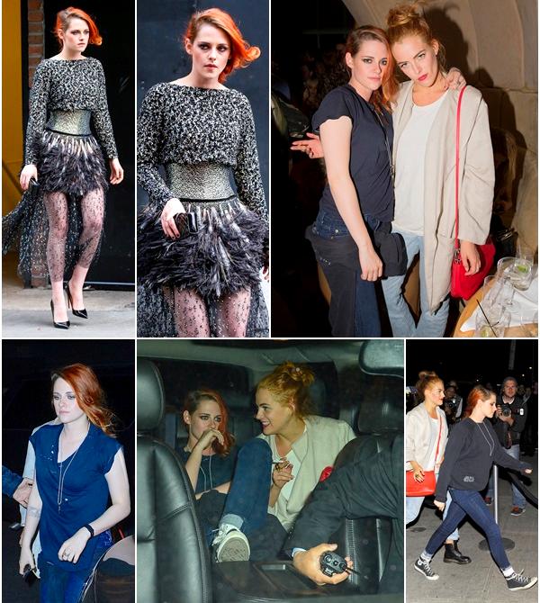 (640)05/05/2014 .05 MAI. › Kristen était présente aux MET Gala à New York dans une robe Chanel. Aucune surprise sur la robe elle a été deviné à l'avance. Je suis indécise sur ce que penser de cet event.