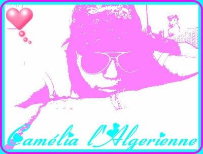 Camélia L'Algerienne