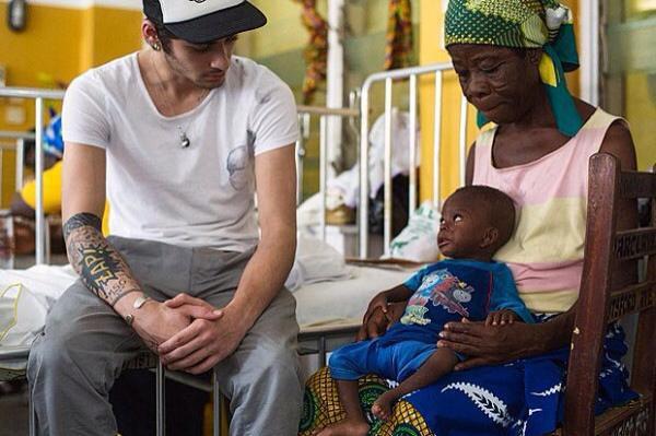Les boys au Ghana 2