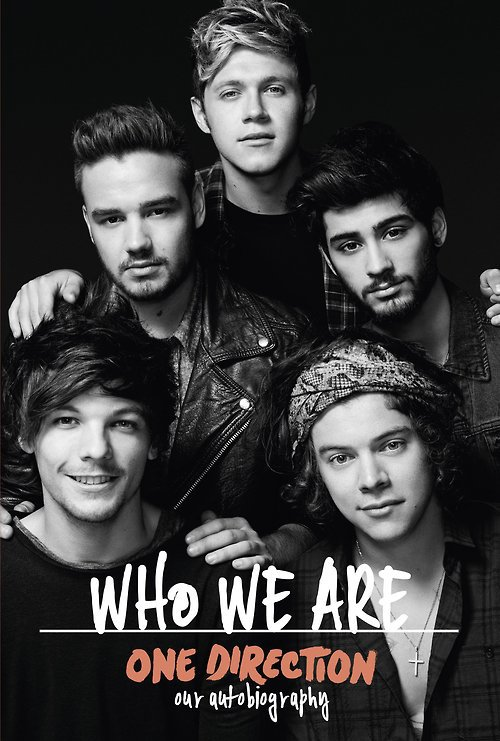 Couverture - Who We Are Book