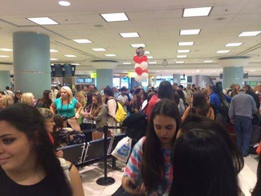 Toronto - Aéroport 1/8/2014
