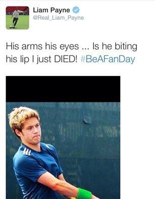 #BeAFanDay