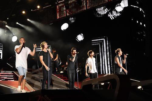 MetLife Stadium - 4/8/2014