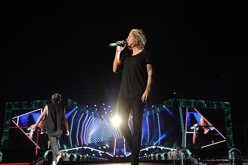 MetLife Stadium, NJ - 4/8/2014