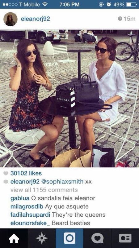 Eleanor & Sophia