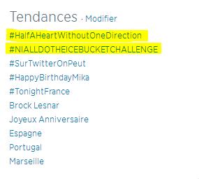 #ALSIceBucketChallenge - Niall