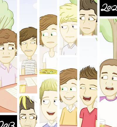 ''Adventurous Adventures of One Direction'' en 2014?