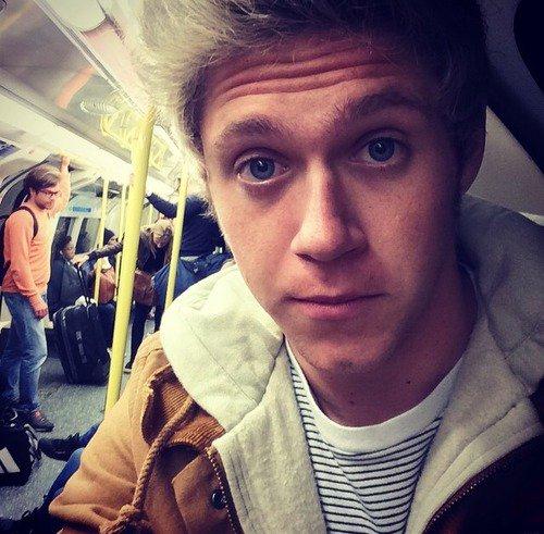 Tube Selfie 13/10/2014