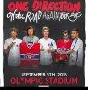 5 septembre 2015 sera la 2e plus belle journée de ma vie!