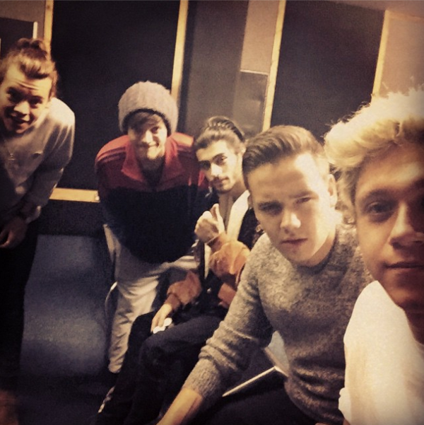 Selfie des boys