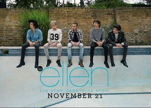 Ellen Degeneres - 21/11/2014