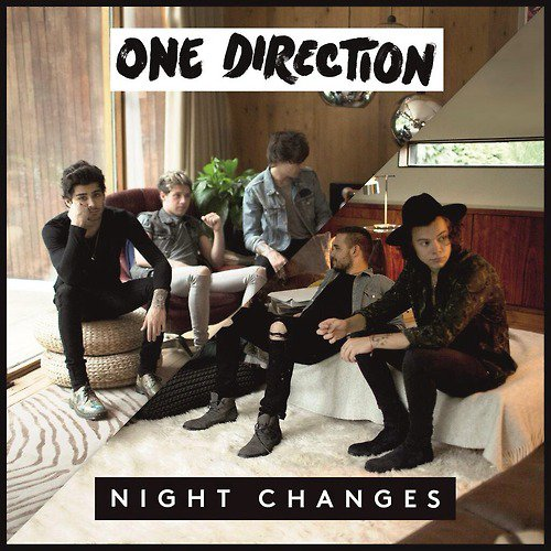 Night Changes - Cover