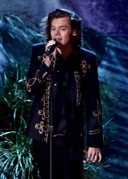 AMA's 2014- Night Changes