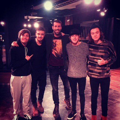 One Direction 12/2014