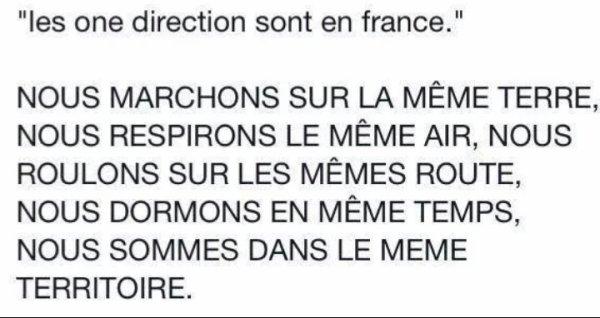 Pour vous, chères françaises :')