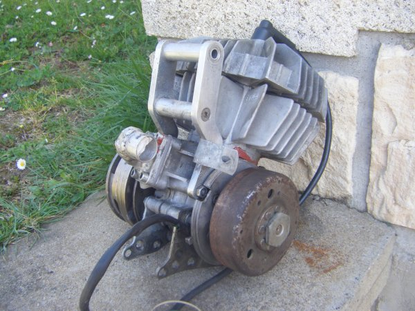 moteur technosport
