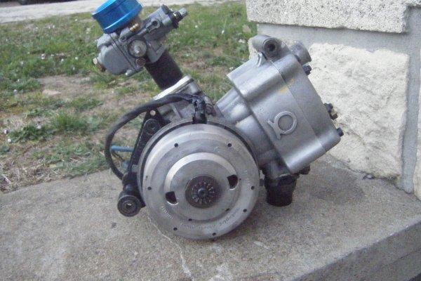 moteur omega sur petit carter