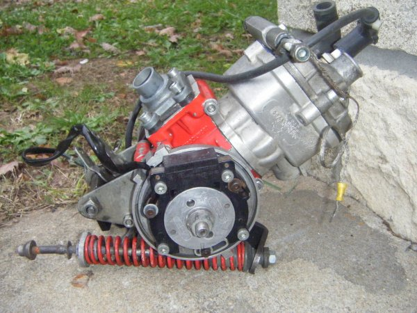 moteur mbk euro & malossi h2o rr