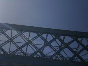 Le pont Eiffel