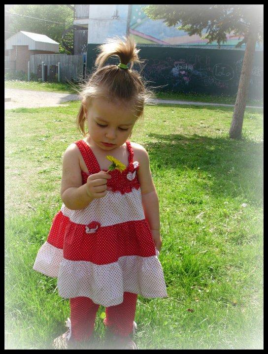 Ma petite fille Orélie