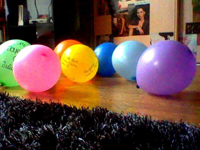 Série : Ballon